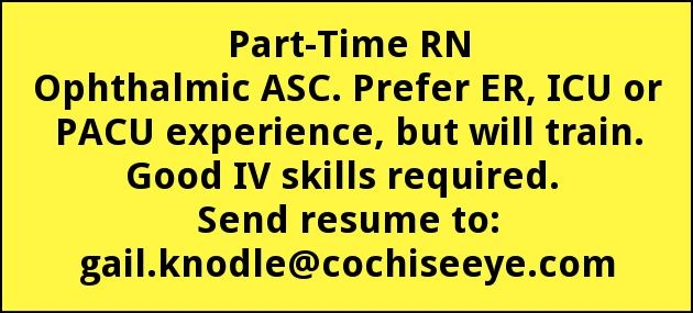 Part-Time RN