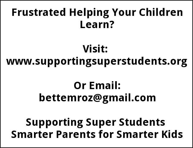 Frustated Helping Your Children Learn?
