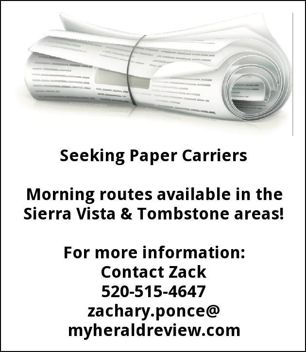 Seeking Paper Carriers